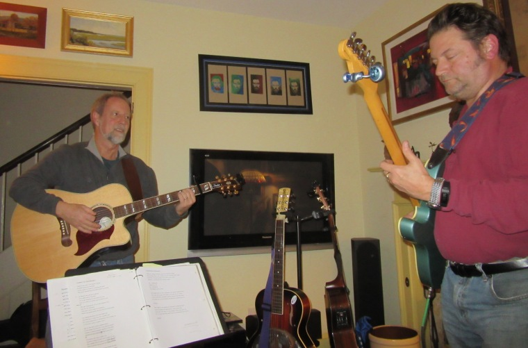 Musica in the living room