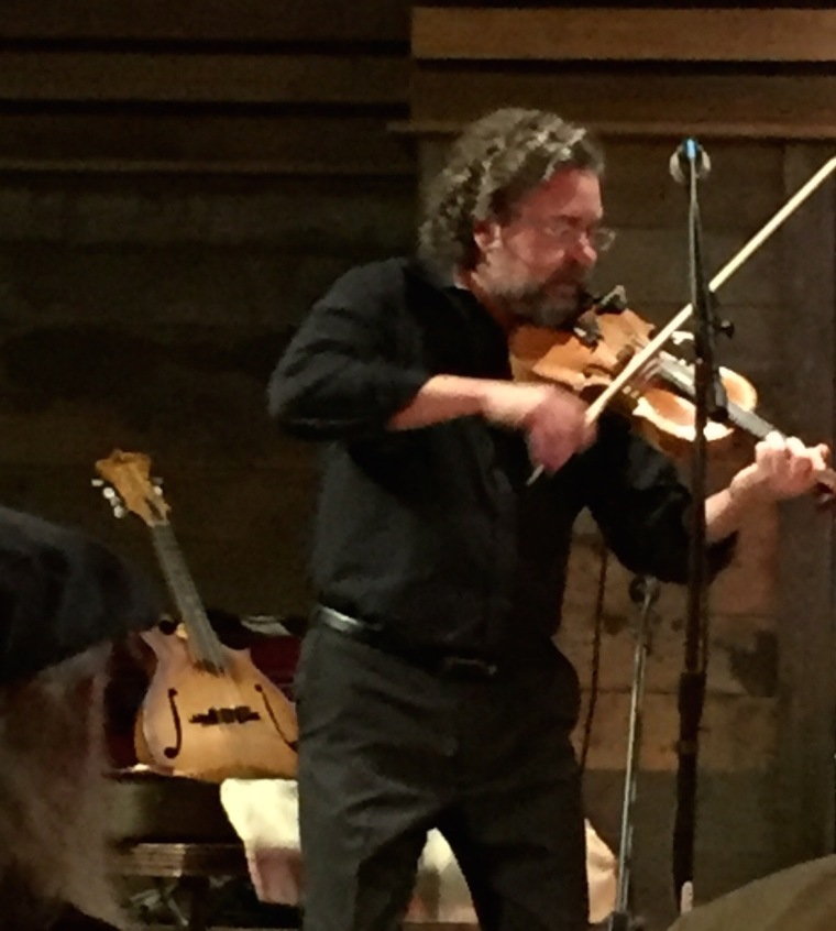 Gary McGraw lays into the fiddle